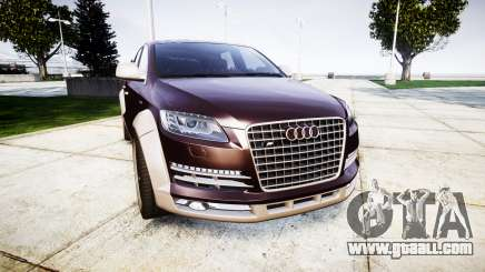 Audi Q7 2009 ABT Sportsline [Update] rims2 for GTA 4