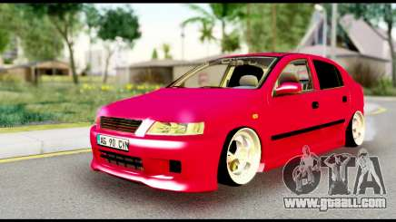 Opel Astra G for GTA San Andreas