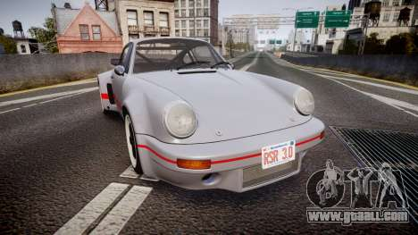 Porsche 911 Carrera RSR 3.0 1974 for GTA 4