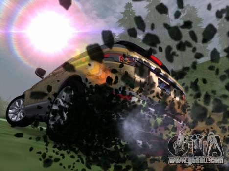 Los Santos MG19 ENB for GTA San Andreas second screenshot