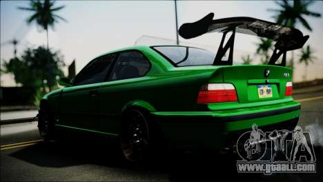 BMW M3 E36 for GTA San Andreas