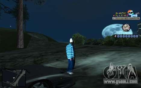 C-HUD SWAG Killerz for GTA San Andreas seventh screenshot