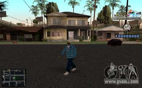 C-HUD SWAG Killerz for GTA San Andreas forth screenshot