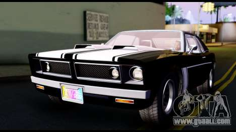 EFLC TBoGT Declasse Tampa SA Mobile for GTA San Andreas right view