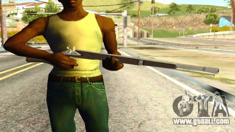 Rifle from GTA 5 for GTA San Andreas third screenshot