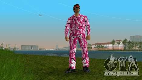 Camo Skin 20 for GTA Vice City