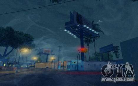ENB by Dvi v 1.0 for GTA San Andreas sixth screenshot