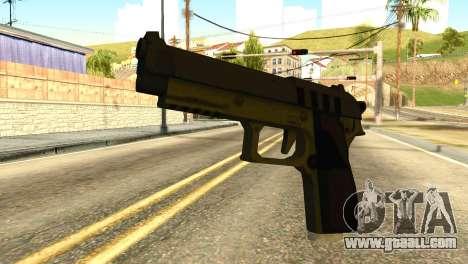 Pistol from GTA 5 for GTA San Andreas