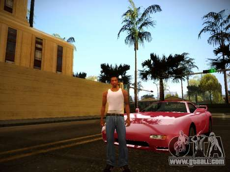 ENBSeries by Fase v0.2 NEW for GTA San Andreas