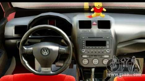 Volkswagen Bora GTI 2011 for GTA San Andreas right view