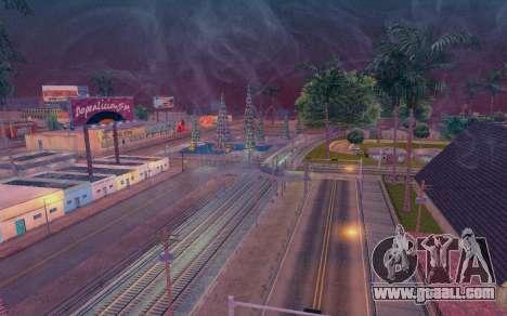 ENB by Dvi v 1.0 for GTA San Andreas forth screenshot