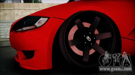 BMW Z4 M85 for GTA San Andreas right view