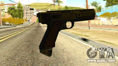 AP Pistol from GTA 5 for GTA San Andreas second screenshot
