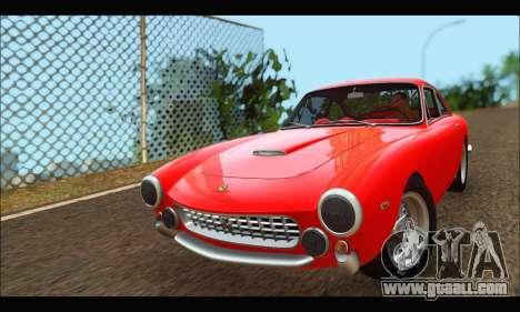 Ferrari 250 GT Berlinetta Lusso 1962 (HQLM) for GTA San Andreas