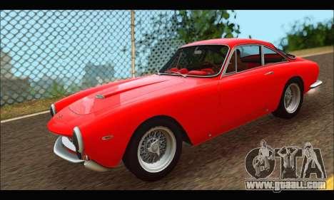 Ferrari 250 GT Berlinetta Lusso 1962 (HQLM) for GTA San Andreas left view