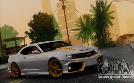 Chevrolet Camaro VR (IVF) for GTA San Andreas
