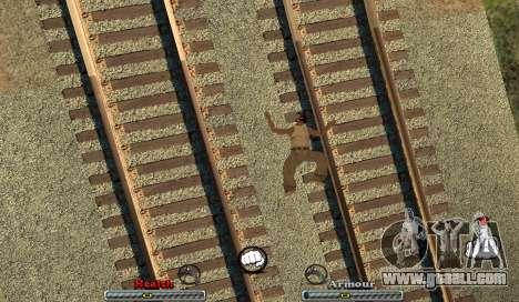 C-HUD Yeah for GTA San Andreas third screenshot