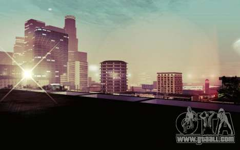 Instagram ENB v1.02 for GTA San Andreas third screenshot