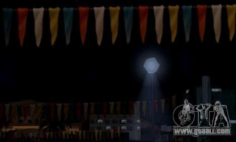 New glare for GTA San Andreas forth screenshot