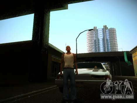 ENBSeries by Fase v0.2 NEW for GTA San Andreas second screenshot