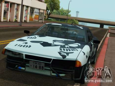 Elegy Korch for GTA San Andreas