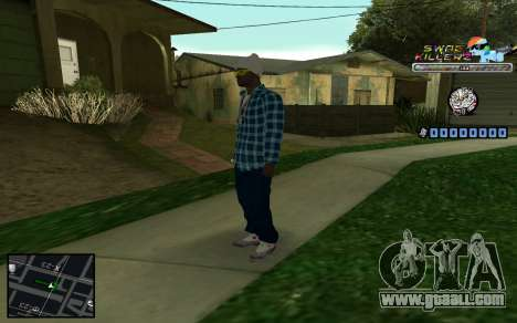 C-HUD SWAG Killerz for GTA San Andreas fifth screenshot