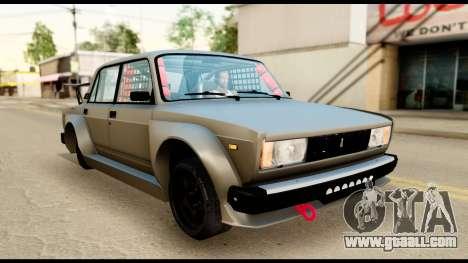 VAZ 2105 Sports for GTA San Andreas