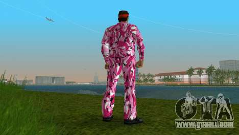 Camo Skin 20 for GTA Vice City second screenshot
