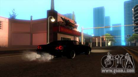 ENB by NIKE for GTA San Andreas second screenshot