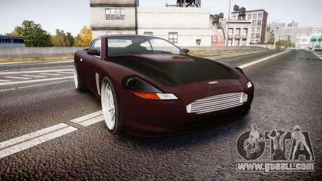 Dewbauchee Super GT Sport for GTA 4
