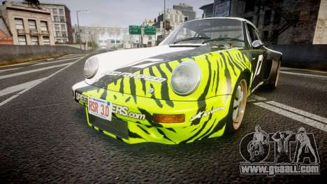 Porsche 911 Carrera RSR 3.0 1974 PJnfs666 for GTA 4