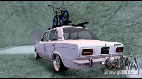 VAZ 2103 Retro for GTA San Andreas left view