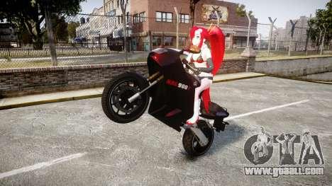 Yoko Ritona for GTA 4 fifth screenshot