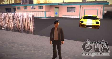 ENB by NIKE for GTA San Andreas sixth screenshot