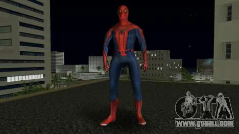 The Amazing Spider-Man for GTA Vice City second screenshot