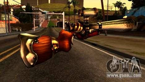 Assault Rifle from Redneck Kentucky for GTA San Andreas second screenshot