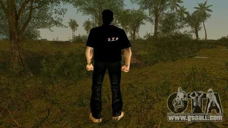 Death Skin for GTA Vice City third screenshot