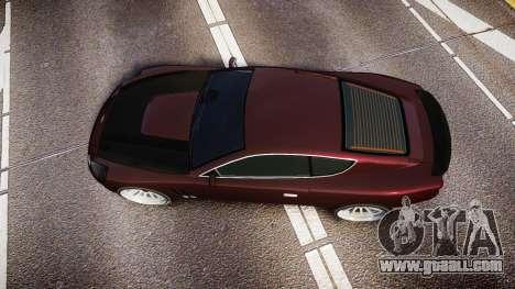 Dewbauchee Super GT Sport for GTA 4 right view