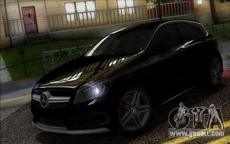 Mercedes-Benz A45 AMG for GTA San Andreas