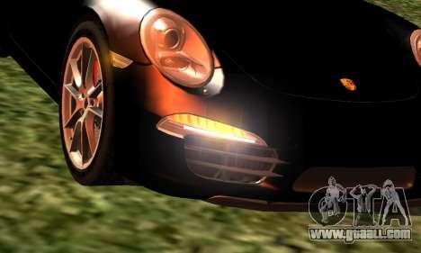 New glare for GTA San Andreas third screenshot