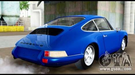 Porsche 911 Carrera 2.7RS Coupe 1973 Tunable for GTA San Andreas left view