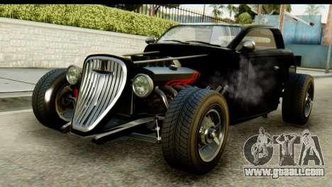 GTA 5 Hotknife IVF for GTA San Andreas
