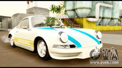 Porsche 911 Carrera 2.7RS Coupe 1973 Tunable for GTA San Andreas side view
