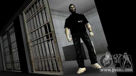 Death Skin for GTA Vice City