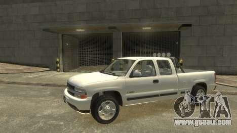 Chevrolet Silverado 1500 for GTA 4