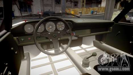 Porsche 911 Carrera RSR 3.0 1974 for GTA 4
