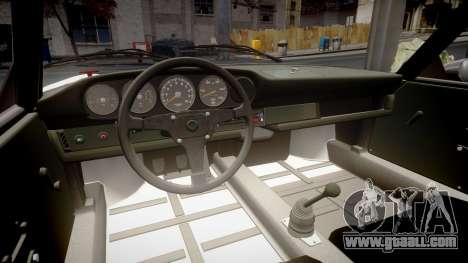 Porsche 911 Carrera RSR 3.0 1974 PJnfs666 for GTA 4 inner view