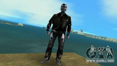 Terminator 2 for GTA Vice City