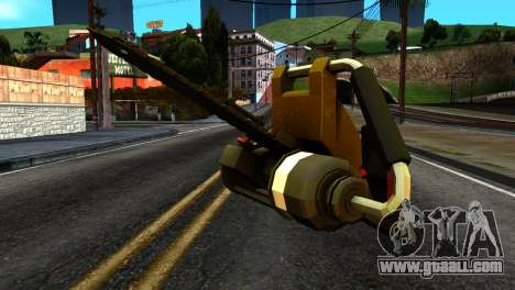 New Chainsaw for GTA San Andreas