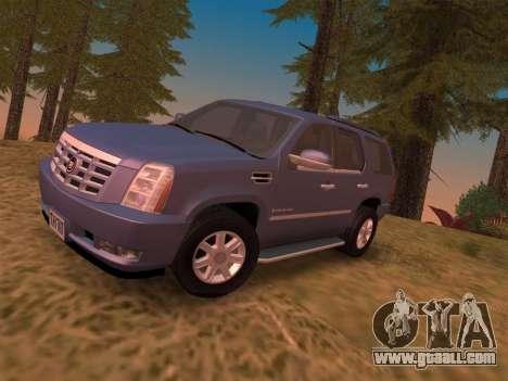 Los Santos MG19 ENB for GTA San Andreas forth screenshot